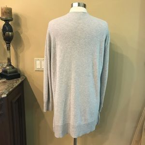 Chelsea28 Sweaters - CHELSEA 28 super soft cozy side slit cardigan  S